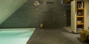 douche zwembad badkamer verbouwen